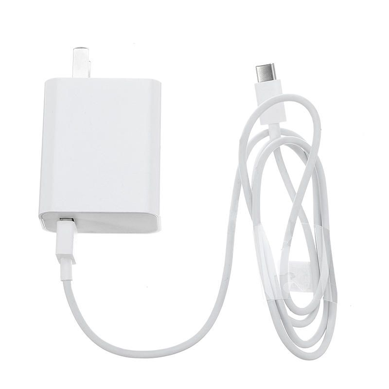 Xiaomi Wall Charger 27w Qc 4 0 Usb Adapter With Type C Cable (2)
