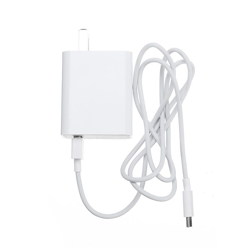 Xiaomi Wall Charger 27w Qc 4 0 Usb Adapter With Type C Cable (3)