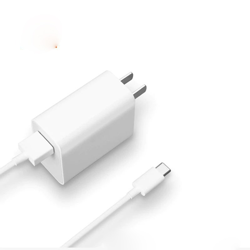 Xiaomi Wall Charger 27w Qc 4 0 Usb Adapter With Type C Cable (4)