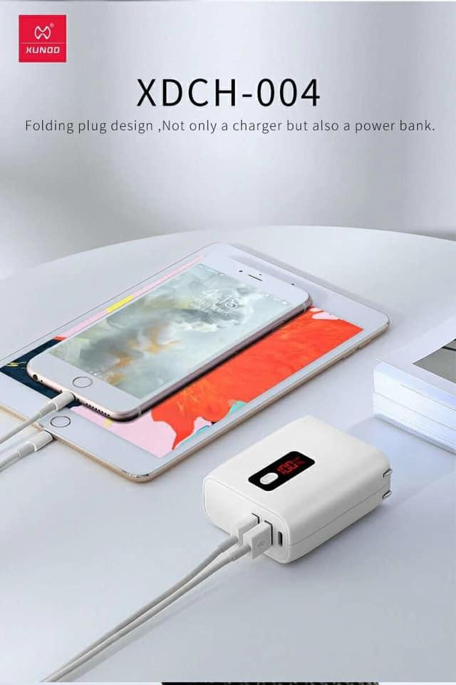 Xundd Xdch 004 Usb Power Bank Adapter (5)