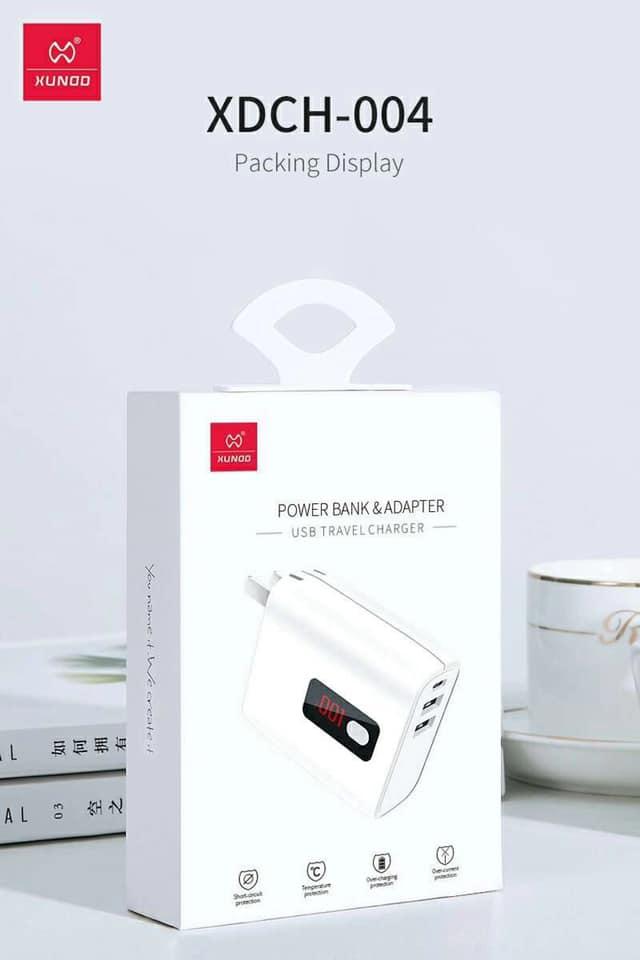 Xundd Xdch 004 Usb Power Bank Adapter (6)