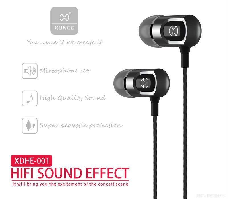 Xundd Xdhe 001 Stereo Headphone (30)