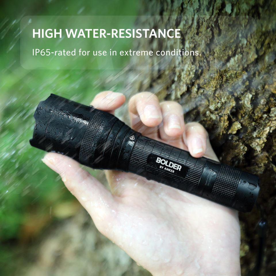 Anker Lc90 Flashlight Ip65 Water Resistant (8)