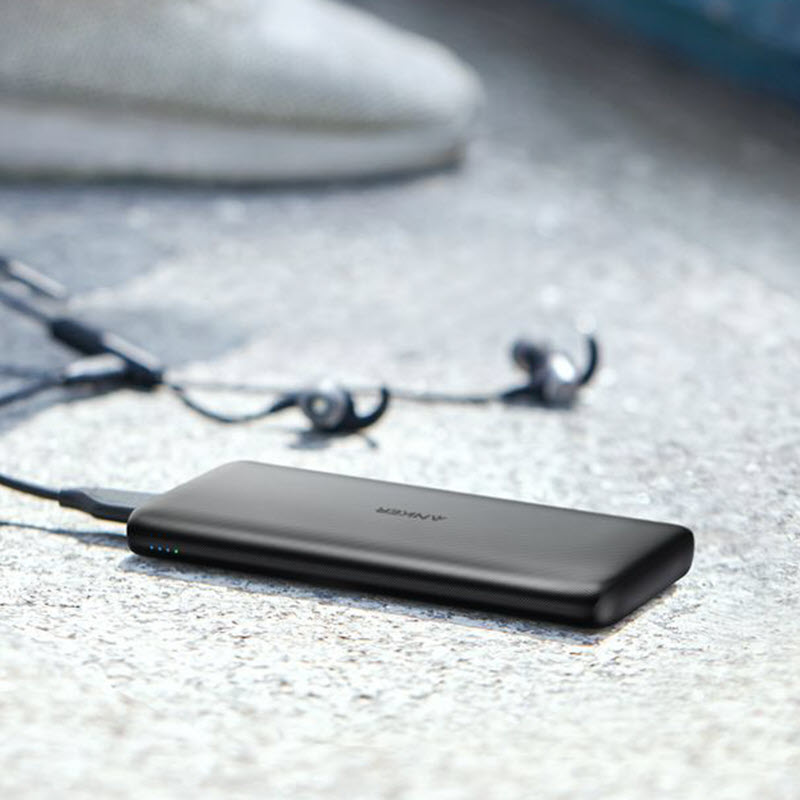 Anker Powercore Lite 10000mah Usb C Input Power Bank (5)