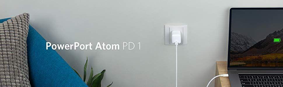 Anker Powerport Atom Pd 1 Usb C Charger Gan Technology (13)