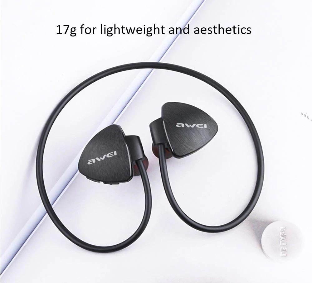 Awei A847bl Wireless Sweatproof Bluetooth Neckband (4)