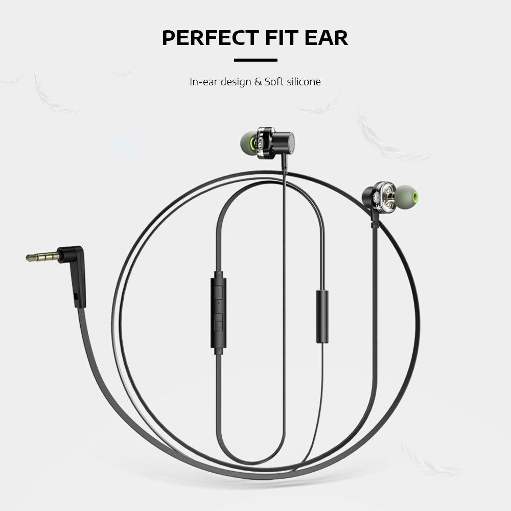 Awei Z1 In Ear Dual Dynamic Earphones (4)