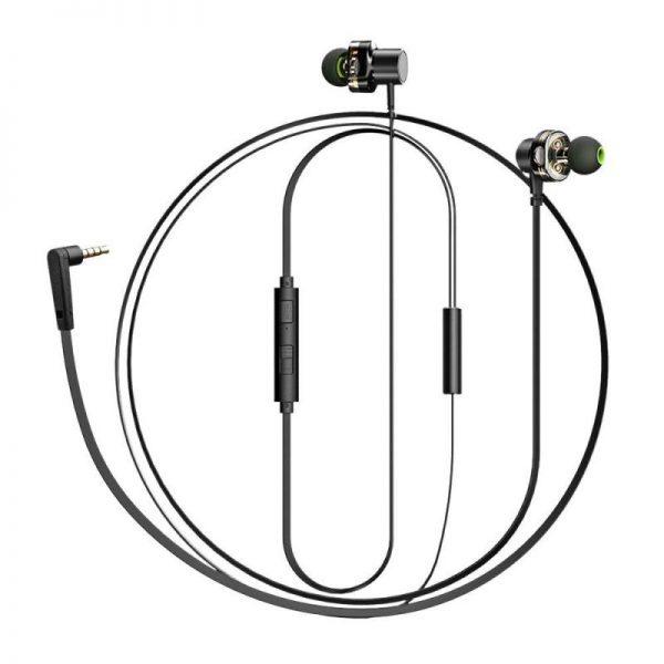 Awei Z1 In Ear Dual Dynamic Earphones (5)
