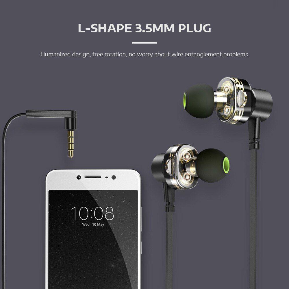 Awei Z1 In Ear Dual Dynamic Earphones (7)