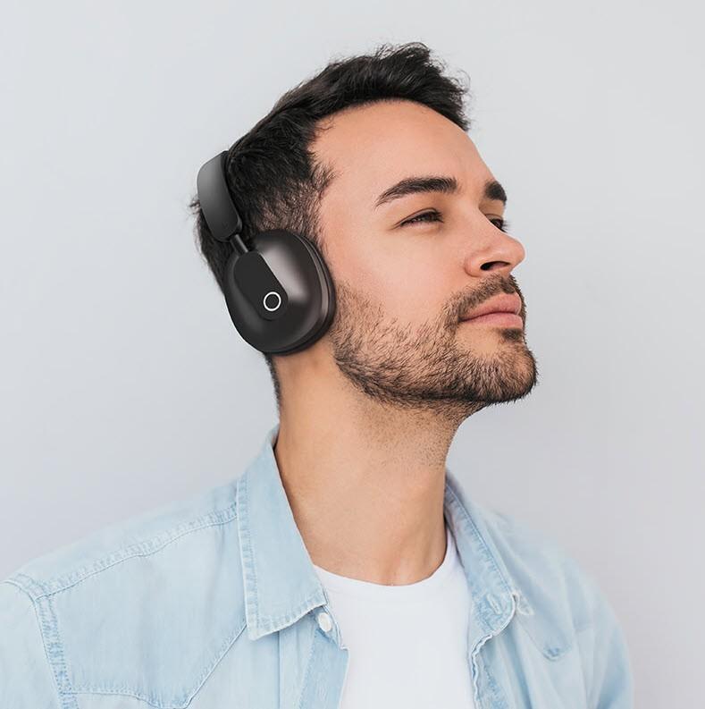 Baseus D01s Wireless Bluetooth Headphones (1)