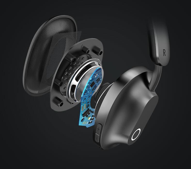 Baseus D01s Wireless Bluetooth Headphones (6)