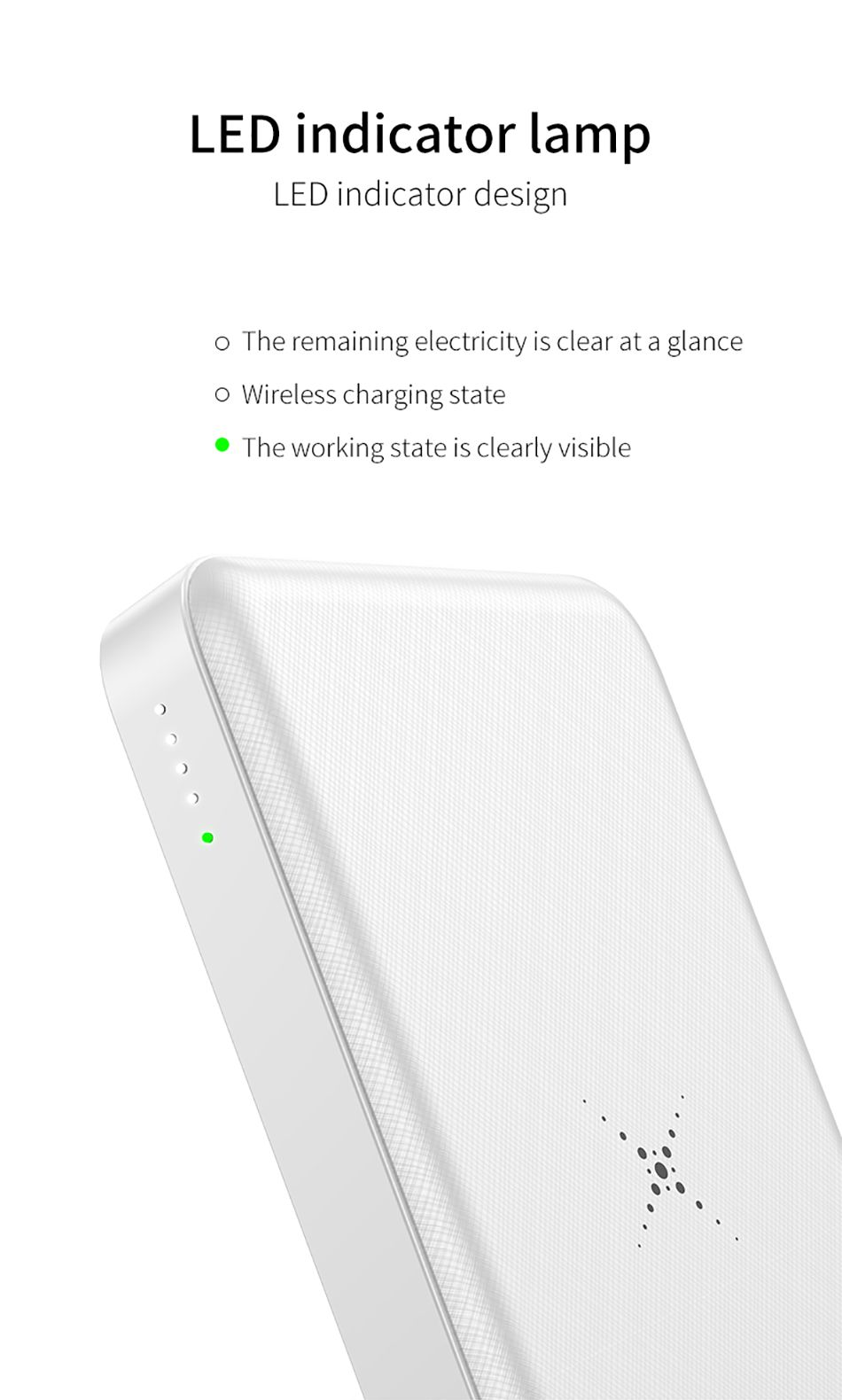 Baseus M36 Wireless Charger Power Bank 10000mah (9)