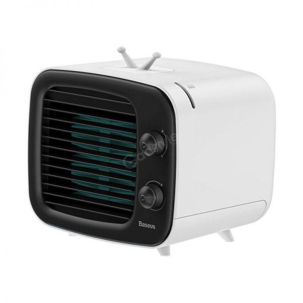 Baseus Usb Cooling Fan Mini Desktop Air Conditioner