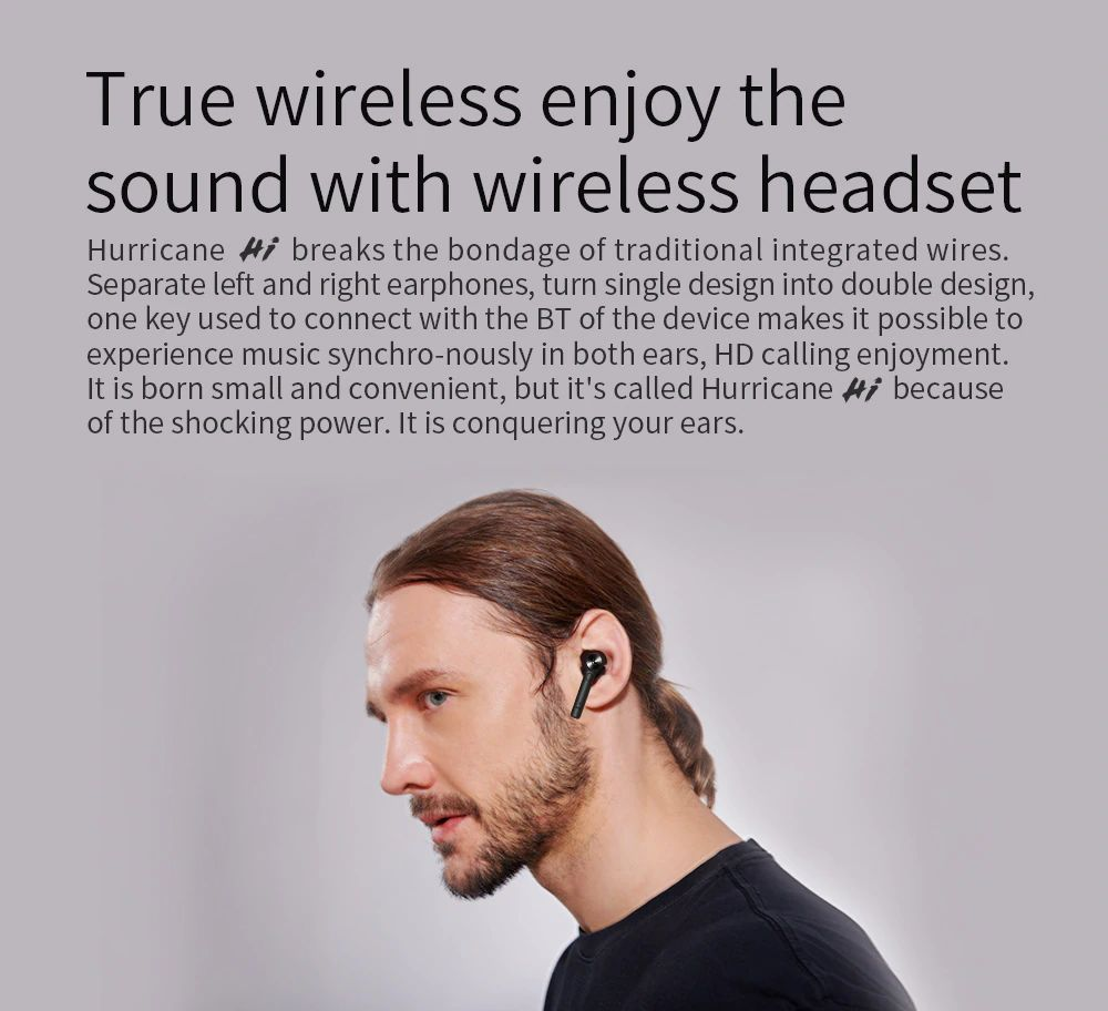 Bluedio Hi Wireless Bluetooth Earphone (11)