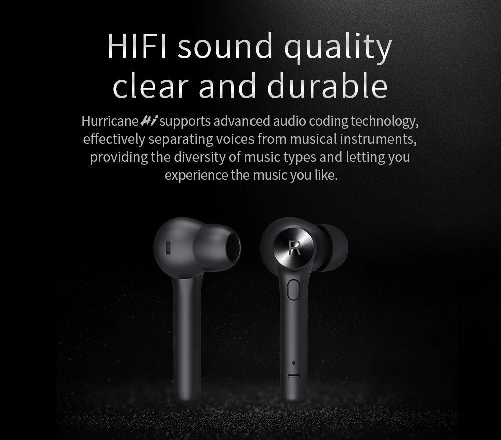 Bluedio Hi Wireless Bluetooth Earphone (2)