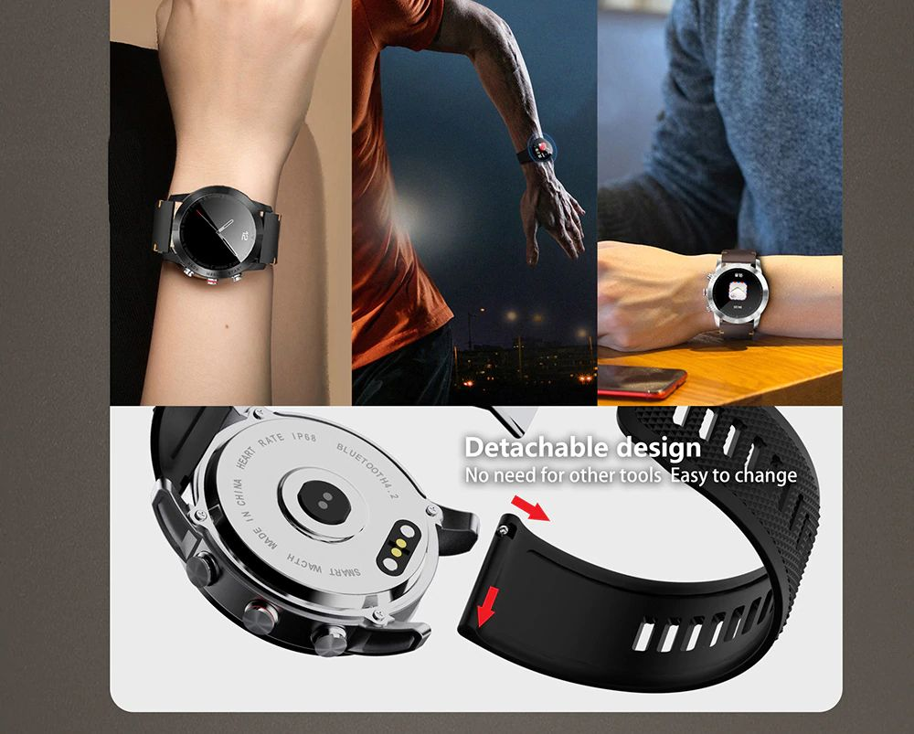 Dt No1 S10 Full Touch Smartwatch (11)