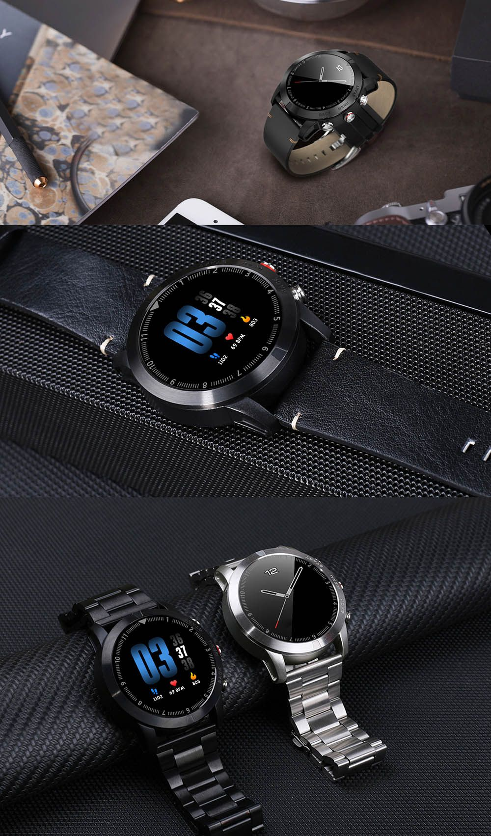 Dt No1 S10 Full Touch Smartwatch (12)
