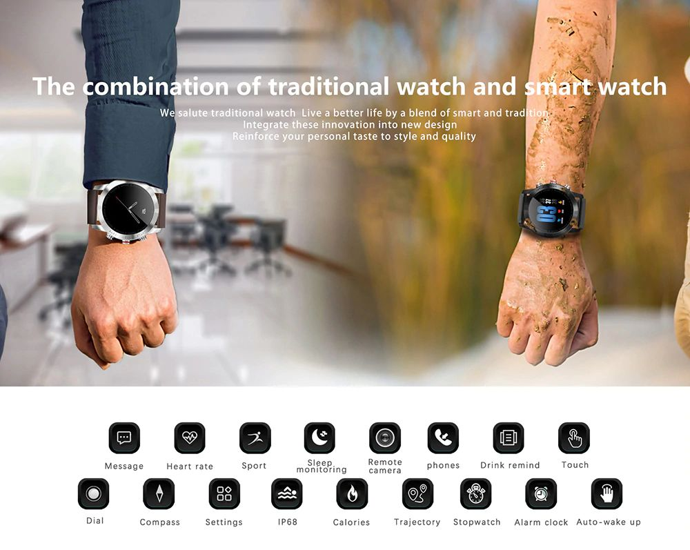 Dt No1 S10 Full Touch Smartwatch (8)