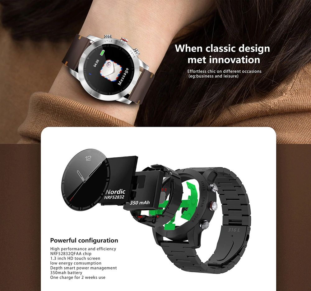 Dt No1 S10 Full Touch Smartwatch (9)