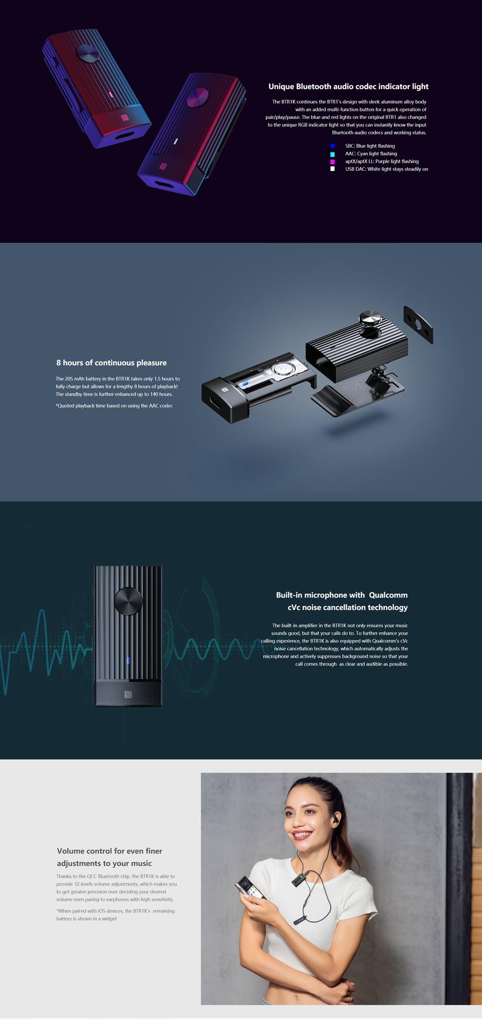 Fiio High Fidelity Bluetooth Amp Btr1k (2)