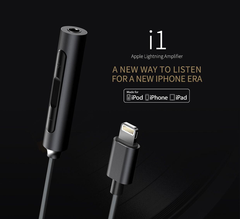 Fiio I1 Apple Lightning Amplifier (1)