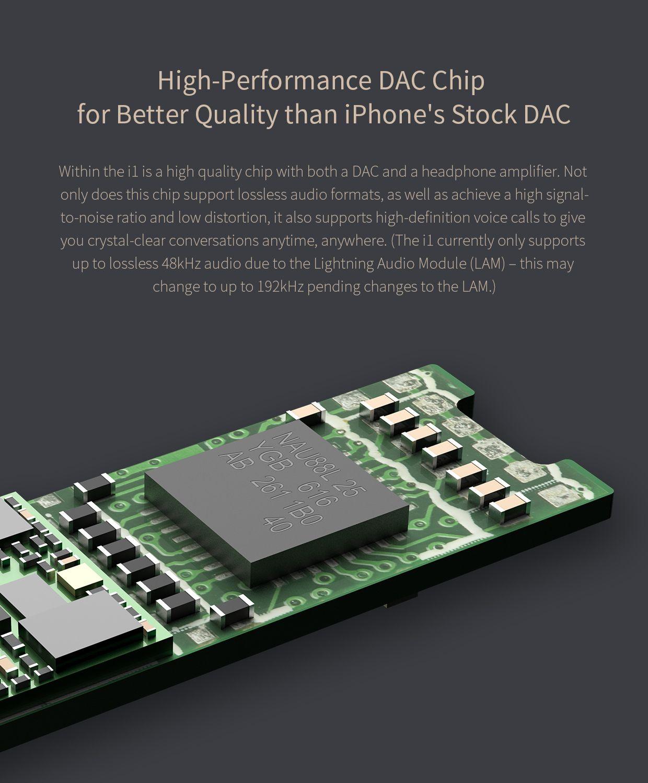 Fiio I1 Apple Lightning Amplifier (3)
