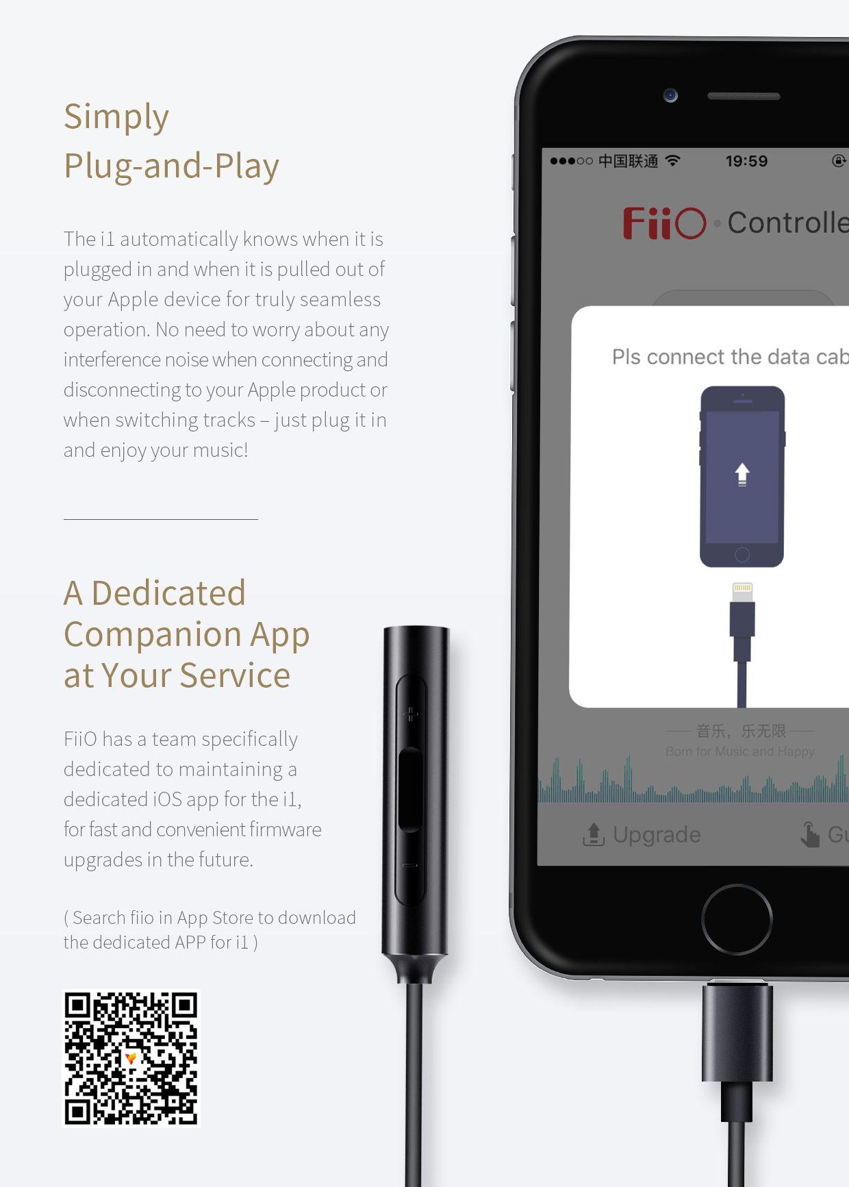 Fiio I1 Apple Lightning Amplifier (7)
