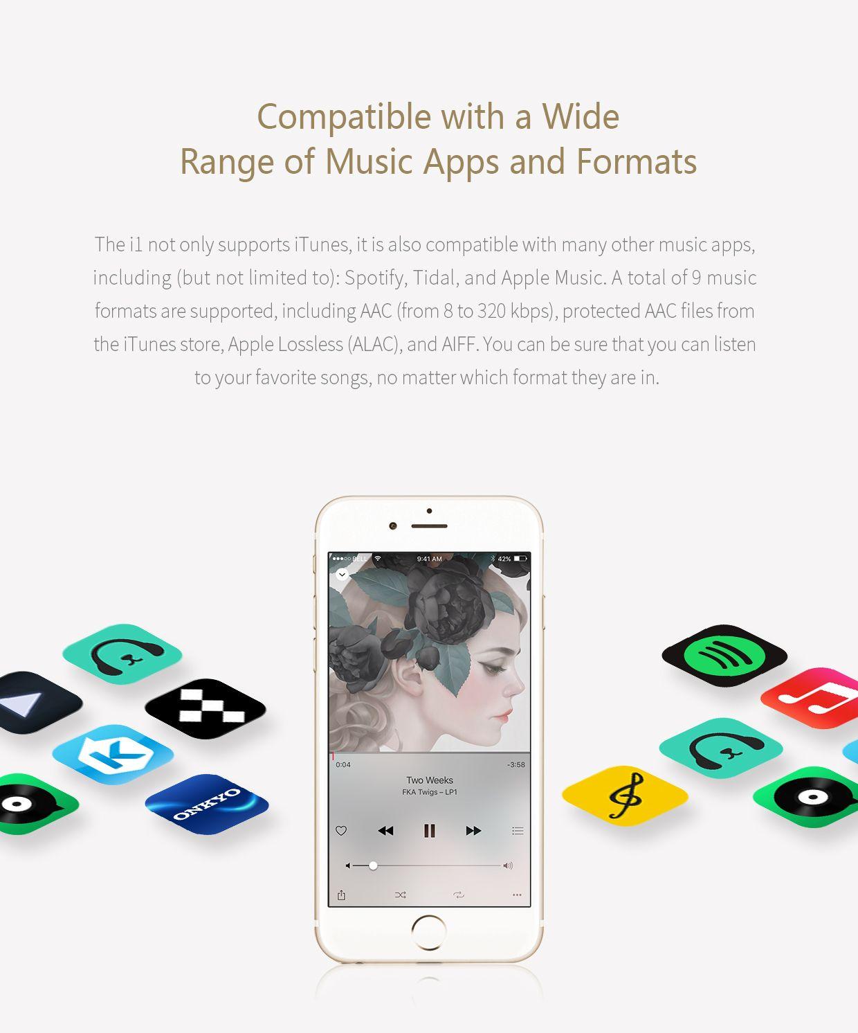 Fiio I1 Apple Lightning Amplifier (9)
