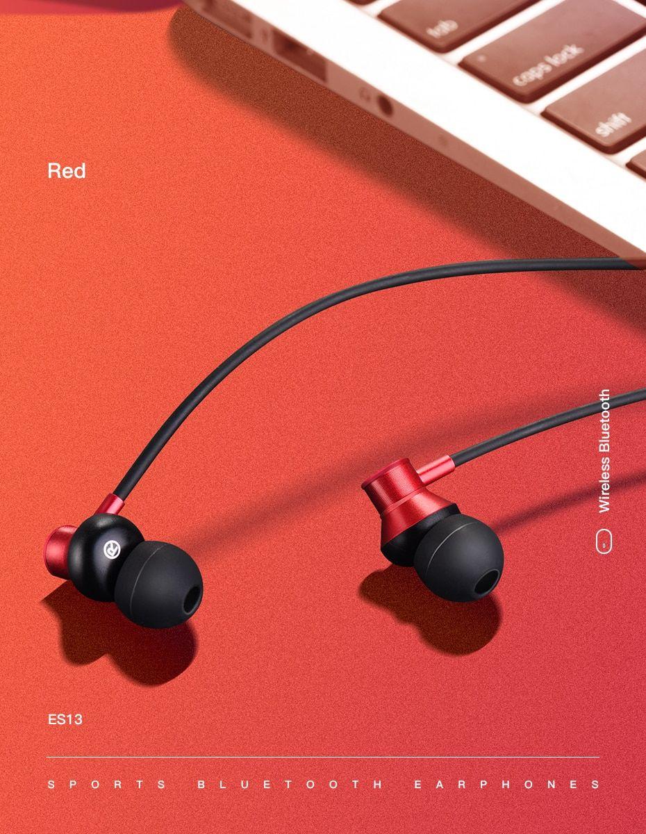 Hoco Es13 Exquisite Sports Wireless Earphones (11)