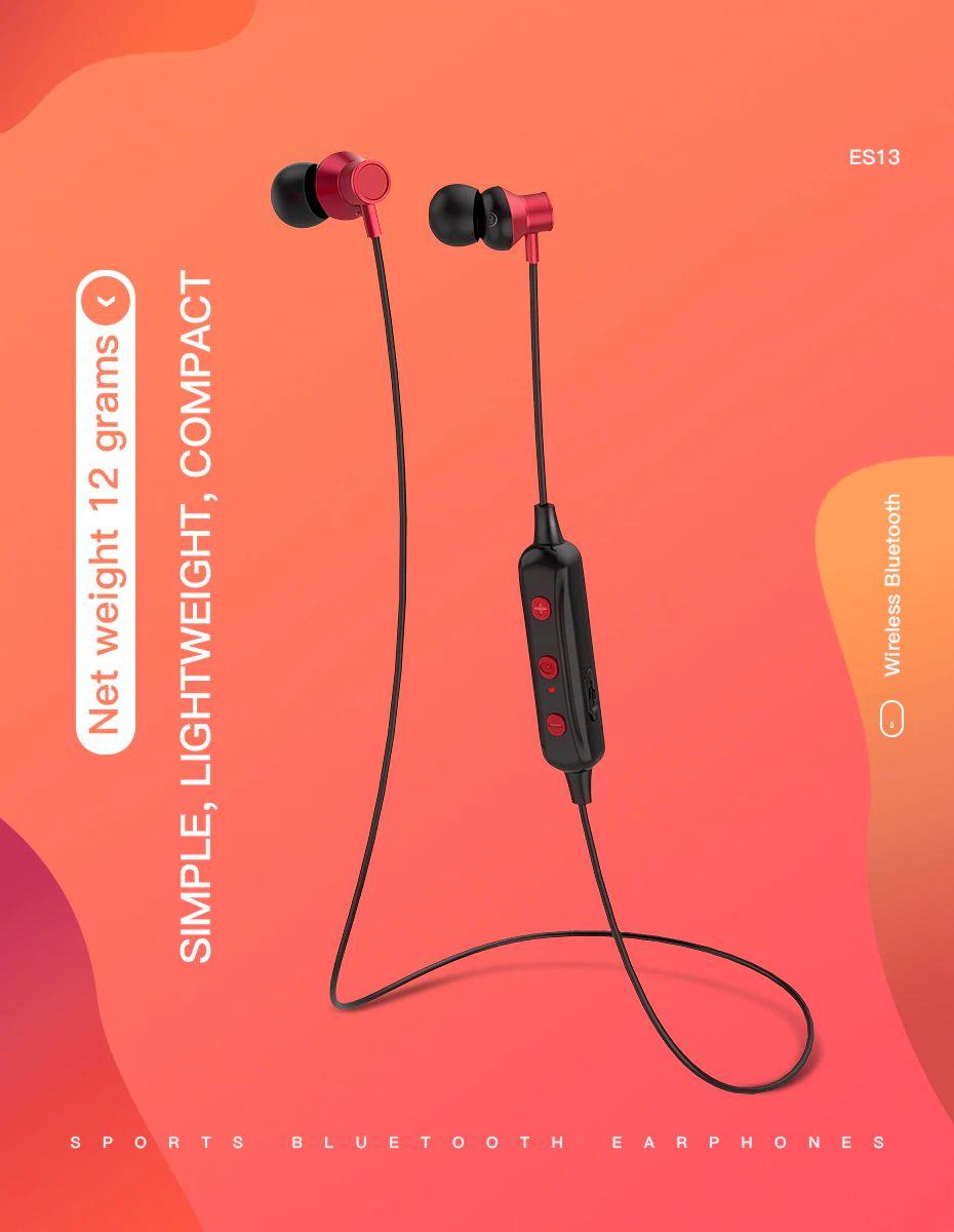 Hoco Es13 Exquisite Sports Wireless Earphones (2) 1
