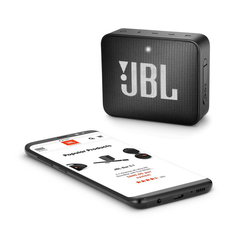 Jbl Go 2 Portable Bluetooth Waterproof Speaker (5)