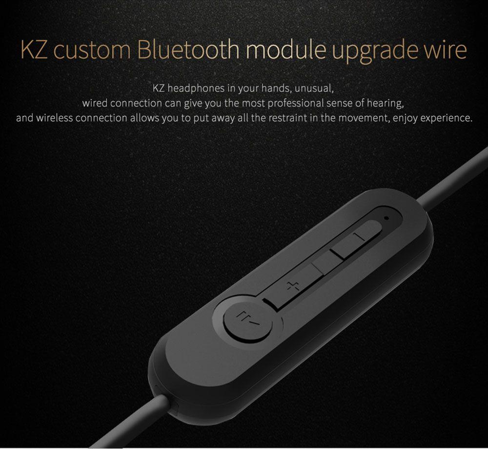 Kz Module Detachable Bluetooth Cable (2)