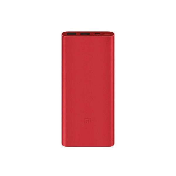 Mi 10000mah Power Bank 2i Red (6)