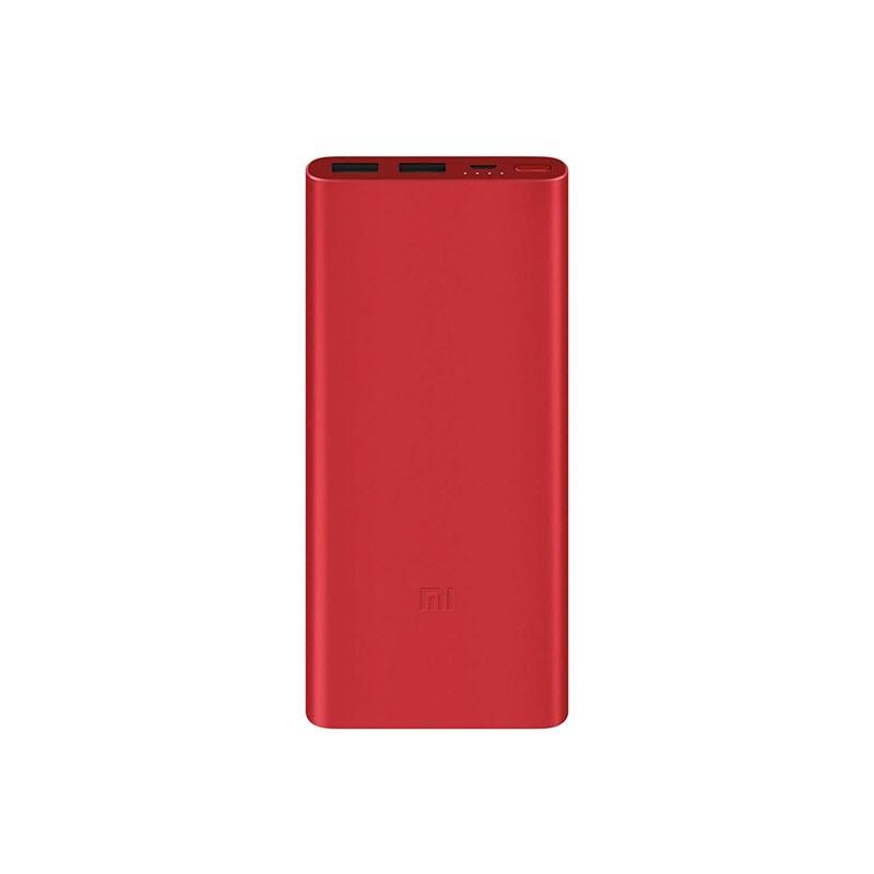 Mi 10000mah Power Bank 2i Red (6)