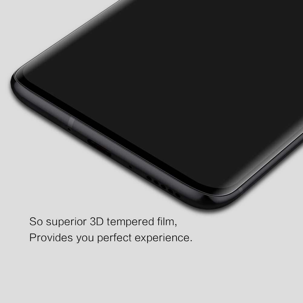 Nillkin Amazing 3d Cp Max Tempered Glass Screen Protector For Oneplus 7 Pro (15)