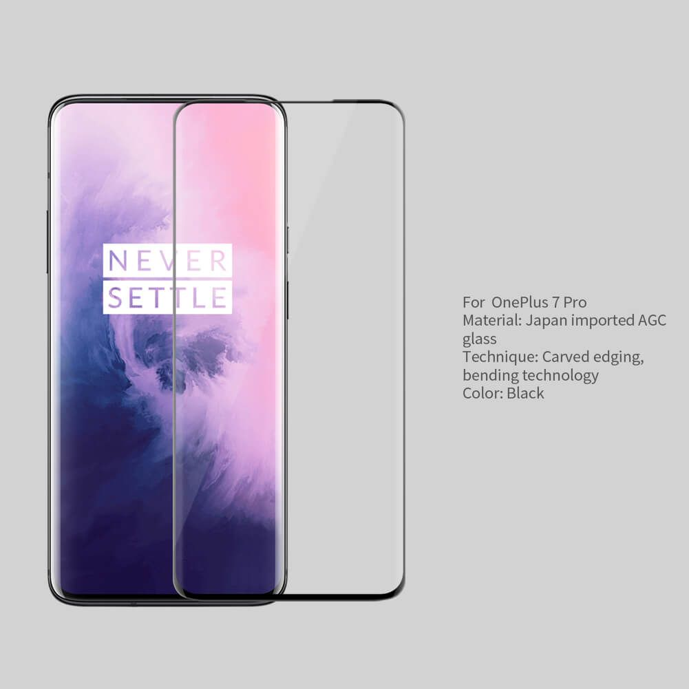 Nillkin Amazing 3d Cp Max Tempered Glass Screen Protector For Oneplus 7 Pro (9)