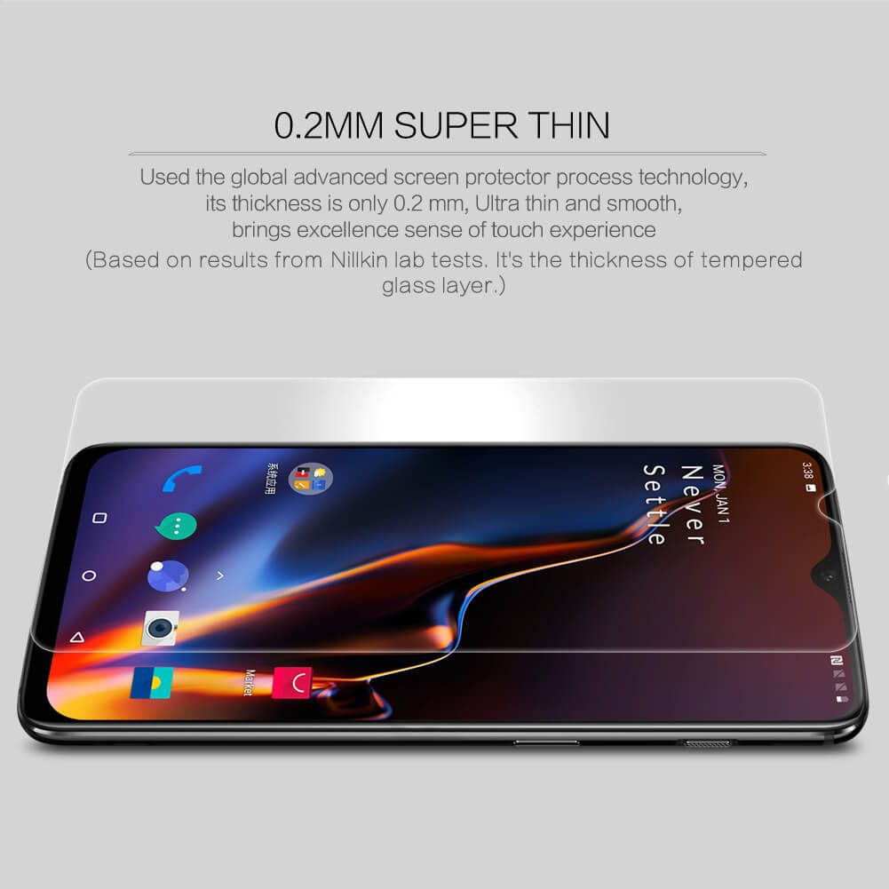 Nillkin Amazing H Pro Tempered Glass Screen Protector For Oneplus 7 (2)