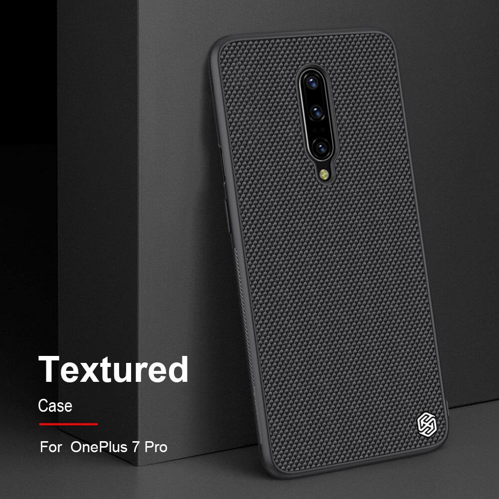 Nillkin Textured Nylon Fiber Case For Oneplus 7 Pro (10)