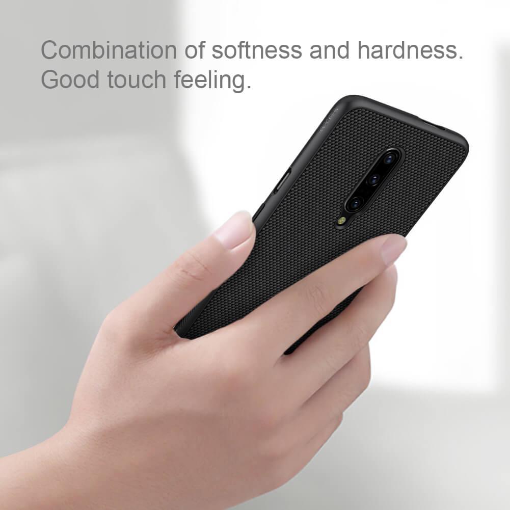 Nillkin Textured Nylon Fiber Case For Oneplus 7 Pro (11)