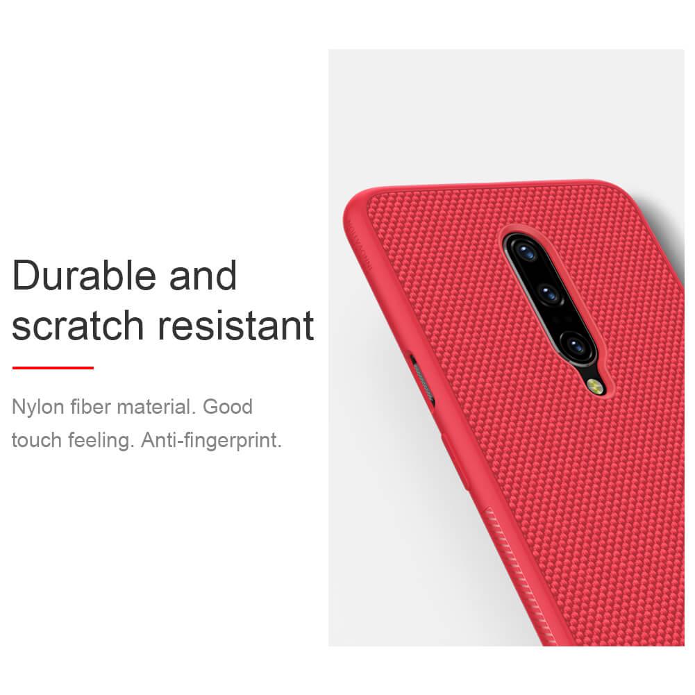 Nillkin Textured Nylon Fiber Case For Oneplus 7 Pro (16)