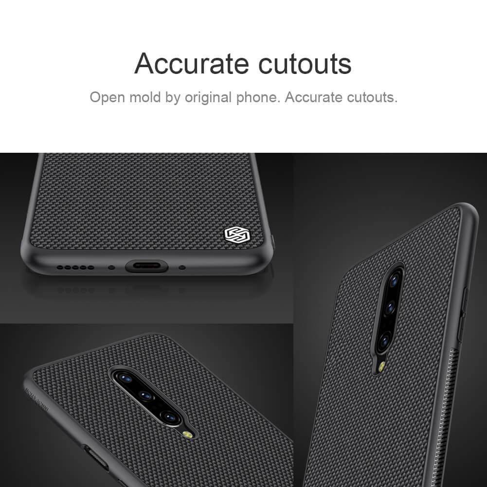 Nillkin Textured Nylon Fiber Case For Oneplus 7 Pro (18)