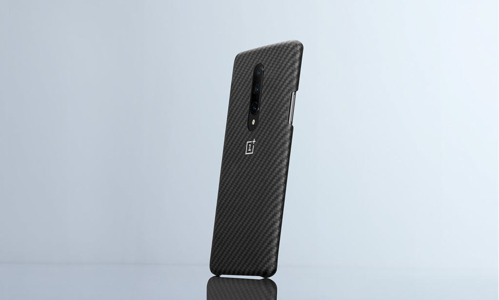 Oneplus 7 Pro Karbon Protective Case (3)