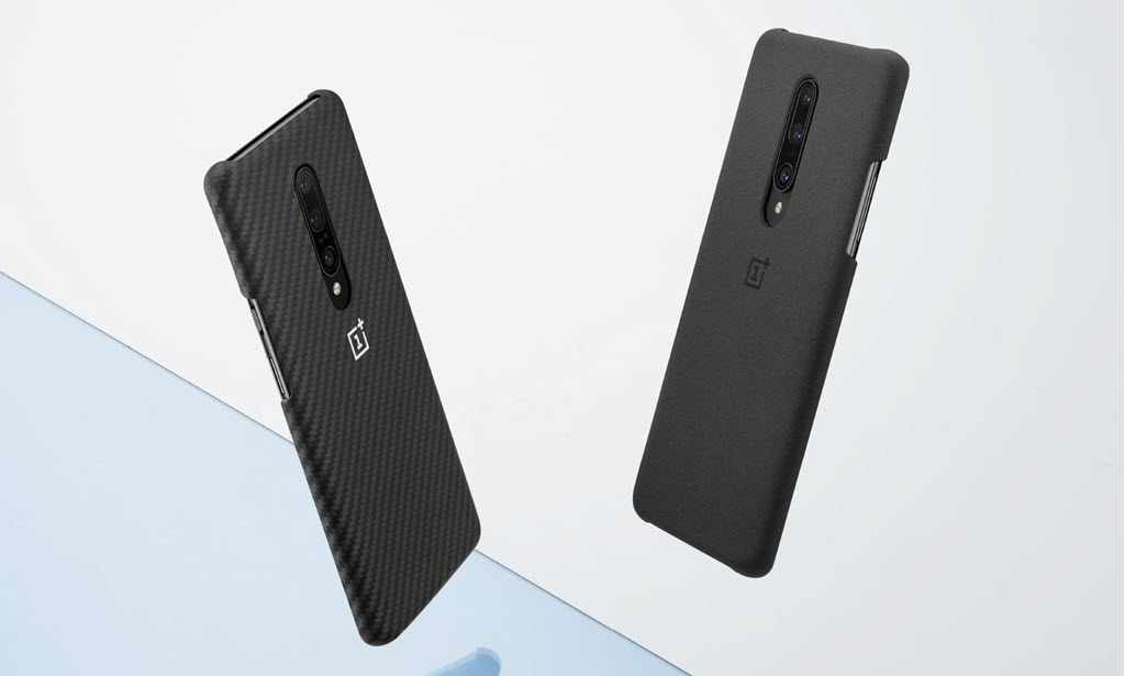 Oneplus 7 Pro Karbon Protective Case (5)