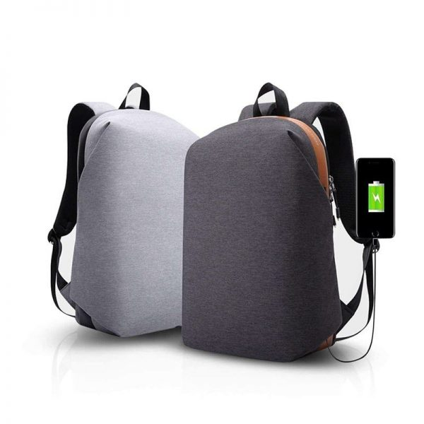 Oxford Anti Theft Usb Charging Travel Backpack (2)