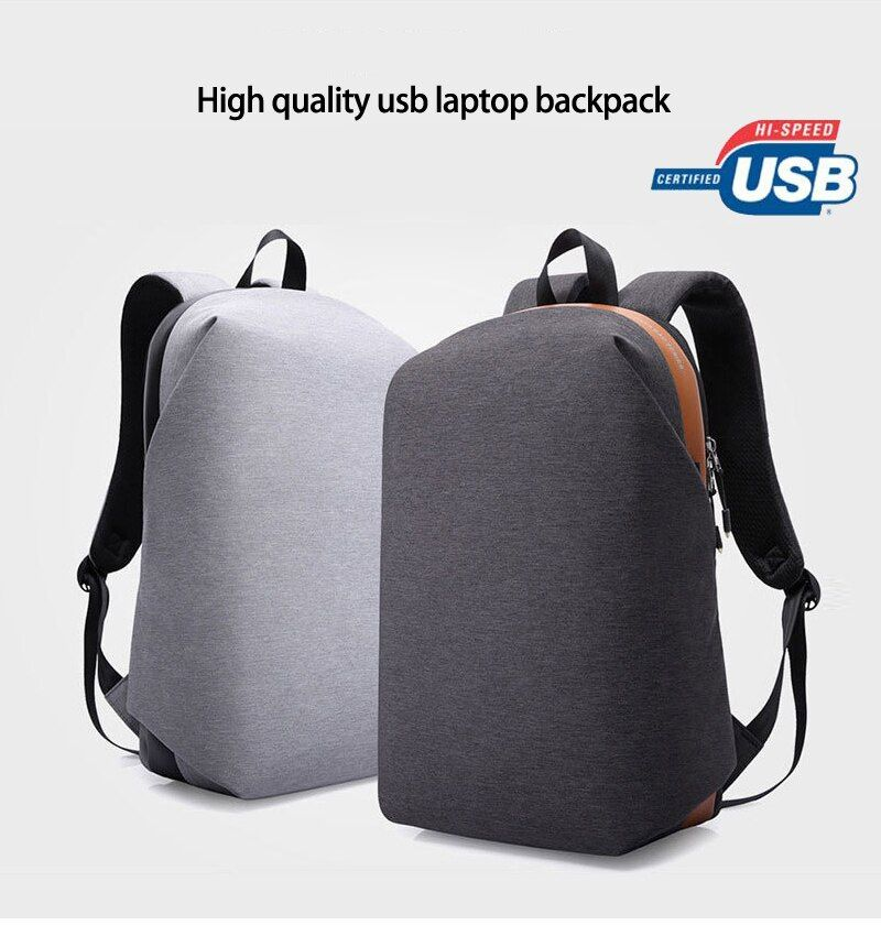 Oxford Anti Theft Usb Charging Travel Backpack (3)