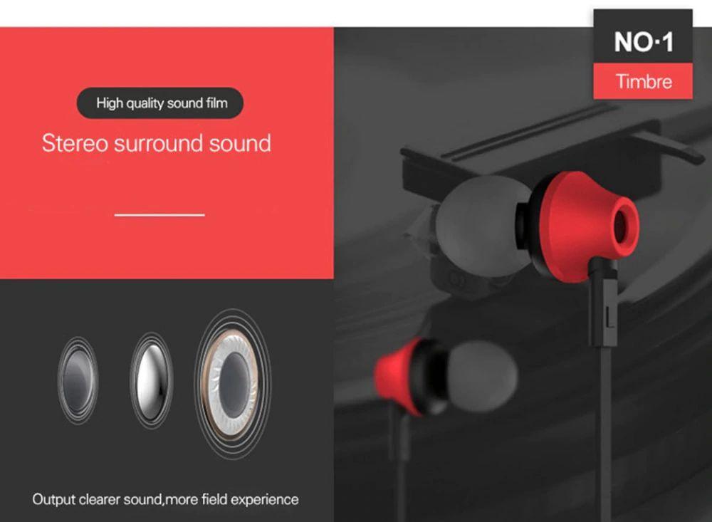 Remax Rm 610d 3 5mm Plug Earphone (3) 1