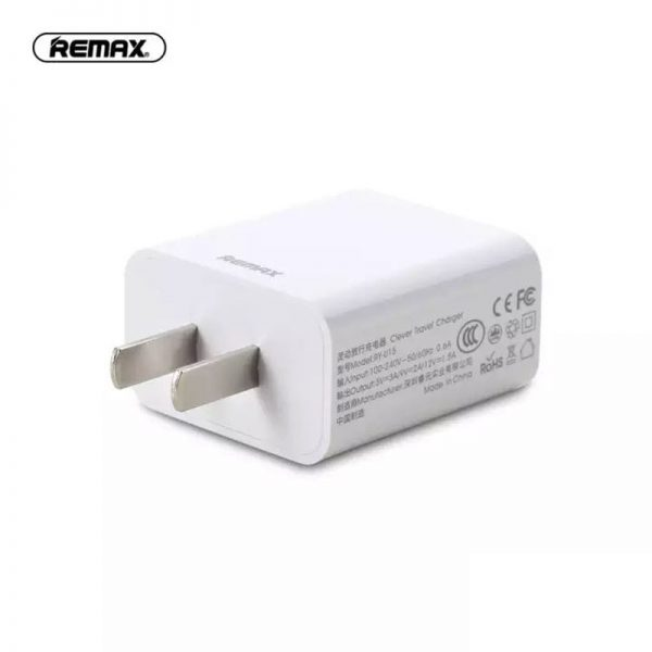 Remax Suji Adapter Charger Quick Charger Clever 3 (8)