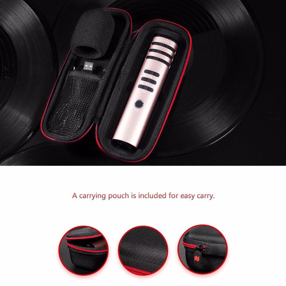 Rockspace K1 Karaoke Microphone (11)