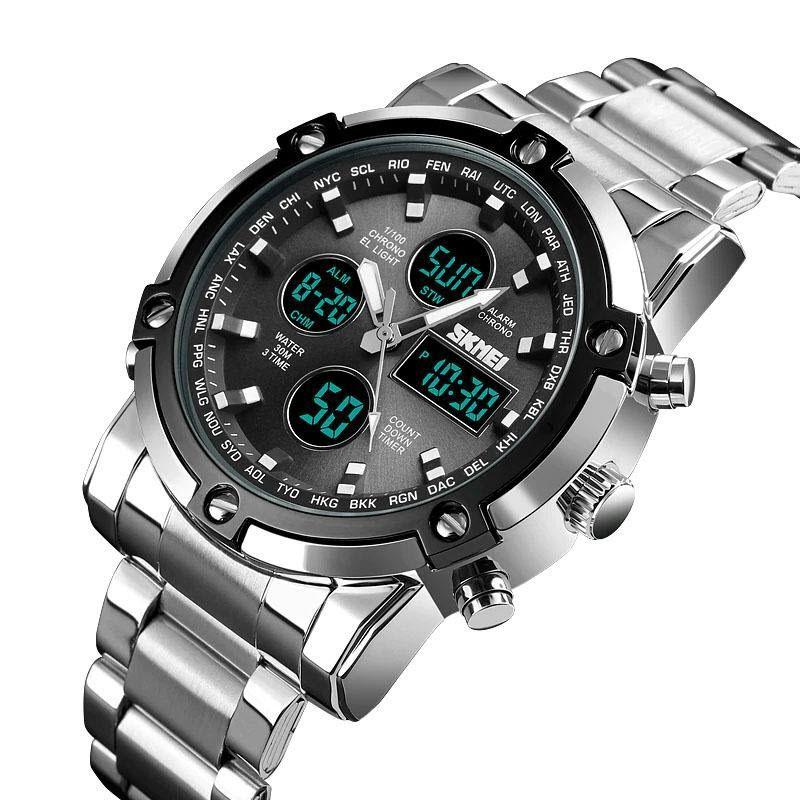 Skmei 1389 Business Digital Watch (1)