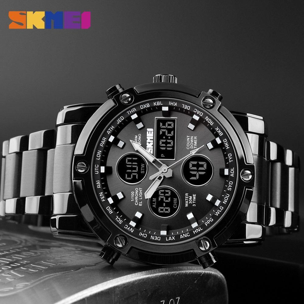 Skmei 1389 Business Digital Watch (2)